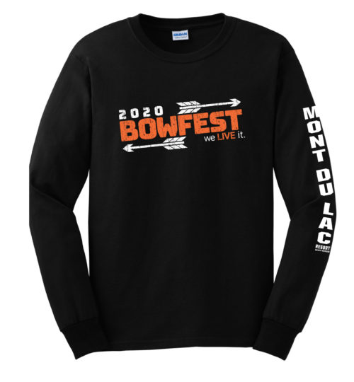 Bowfest 2020 Long Sleeve Men's T-Shirt