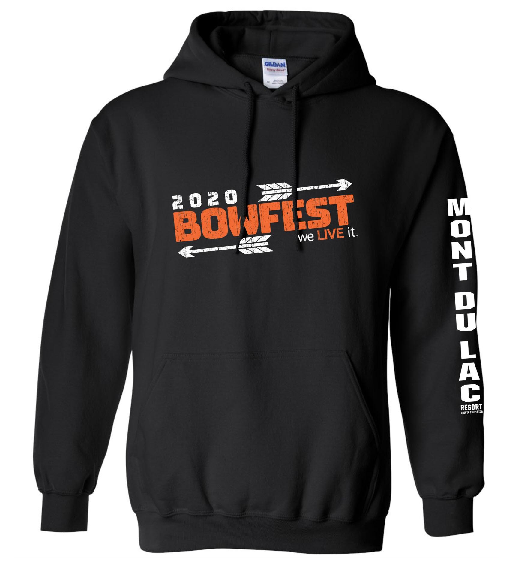 Bowfest 2020 Hooded Sweatshirt